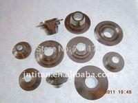 Gr5 titanium valve spring retainer Dia25-29 for car or motorcycle