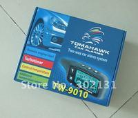 2012 Freeshipping Tomahawk two way car alarm TW9010