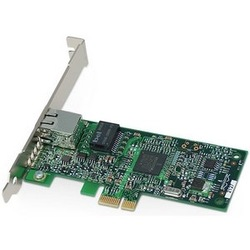 Broadcom BCM5751 chip Gigabit PCI Express Network Adapter for desktop used(China (Mainland))