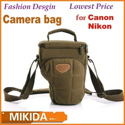 Low Price Aerfeis NB-9965 DSLR Photography Camcorder carry bag Camera Bag for Nikon Canon Shoulder bag+Quality Gurantee(China (Mainland))