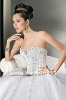 The new boutique fashion chiffon beaded sexy Bra trailing atmosphere bridal