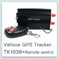 Vehicle Car GPS Tracker THINPAX  TK103B with Micro SD Card Solt+Remote control