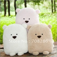 # 9  2012 New hot sale best present gift for child carton bear design cushion with filling-freeshipping 25*24CM