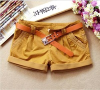 Hot Sale!  New Brand women's Sexy Shorts /cowboy lace hot pants 831