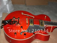 Wholesale -The red hot JAZZ ES-335 electric guitar