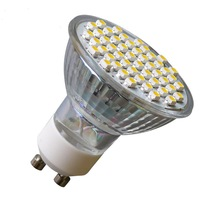 GU10 Warm White LED Blub 48 SMD 5050 LED Energy saving Bulb Lamp