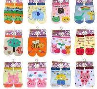 12pairs/lot wholesale free shipping 6month-2years cotton anti slip baby boy socks, kid's socks baby socks infant socks