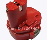 Wholesaler Power tool battery for Makita  with Ni-MH cells 14.4V 2.1Ah  free shipping