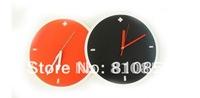 Guaranteed 100% Free shipping fashion  wall clock, Home decoration wall clock Wholesale or Retail
