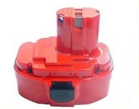 Wholesaler Power tool battery for Makita  with Ni-MH cells 18V 3.3Ah  free shipping