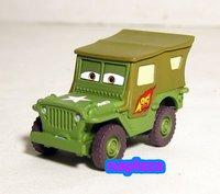 "FREE SHIPPING CUTE Pixar Cars Figures  2"" pvc figure (14PCS/set )"