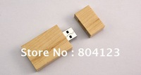 8gb usb flash disk  wooden usb disk free shipping full Capacity