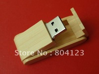 Free Shipping 100% Capacity Wood Usb Flash Drive 8GB Usb Flash Disk