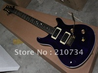 Wholesale - New signing  instruments classic purple electric guitar in stock