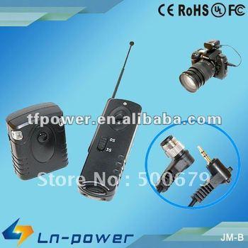 Radio Frequency Wireless Shutter