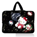 "17"" 17.3"" 17.4"" Bubble Cat Design Laptop Case Sleeve Cover Notebook"