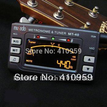 guitar tuner MT-40 Universal twelve guitar tuner metronome average rate
