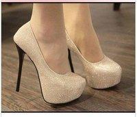 Ladies Sexy Red Bottom High Heels Platform Women Pumps Shoes Woman Female Dropshipping Wholesale Hus1895-D