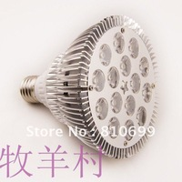 Free shipping PAR38 E27 15W High Power LED spotlight 15 * 1W led ceiling light led lamps