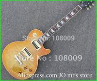 new arrival yellow burst Slash Signature Model Electric Guitar free shipping