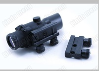 Aimpoint 4X32 mil-dot width dual-use optical sight Rifle Scope Free shipping
