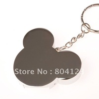 retail 8GB metal mickey head shape USB flash drive pen drive pendrive