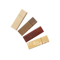 Free shipping  Wooden USB Flash Pen Drive 2GB Wooden USB 2GB Mass Storage  Hotsell Wood USB Memory Stick