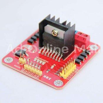 3pcs L298N Dual Bridge DC Stepper Controller Control Motor Driver Module Board,Wholesale