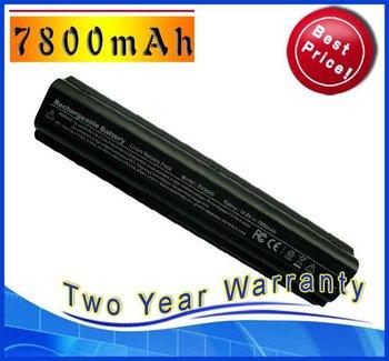 7800mAh Battery for HP Pavilion DV9000 DV9100 DV9200 DV9500 HSTNN-IB40 EV087AA HSTNN-UB33 HSTNN-IB34 HSTNN-LB33 416996-521