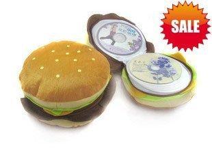 Creative Hamburg CD DVD Box/package/Cute CD Storage Bag/Case/Disc Storage Package/Holder Free Shipping