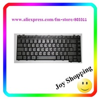 New Genuine Russia (RU Black)Laptop keyboard for TOSHIBA A200 A300 Service--Sales Promotion