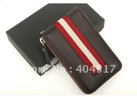 free shipping leather key wallets.lovers key wallets.hot selling.