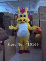 Easter dragon Cartoon Mascot Costume free shipping