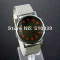 Free shipping!LED Watch Colorful 2012 Hot Selling Top Brand Watch Best Price Wholesale Discount Watches !