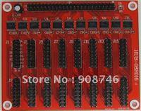 TF series hub08 16*T08  LED display control card adapter plate