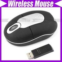 Mini Wireless Optical Wheel Mouse for PC Laptop #45