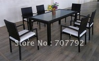 2012 Hot sale SG-12020B Urban new style dining chair,outdoor rattan furniture