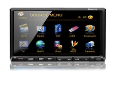 2012 hot sell 7 inch touch screen 2 din car dvd player for motorcycle auto parts(China (Mainland))