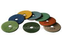 4''Diamond polishing pads, wet polishing pads for granite