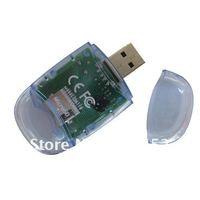 13 in 1 multislot card reader /writer for SD/SDHC/microSD 30070