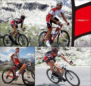 NEW!2012 PINARELLO Team Black&Red Cycling Jersey+Short Pants/Cycling Wear/Cycling Clothing-A194 Free Shipping