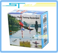 Free shipping Newest 12 IN 1 RC Helicopter Airplane Flight Simulator Support G5 Phoenix 3.0 XTR AeroFly