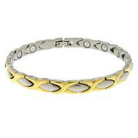 Elegant and sophisticated look! !100pcs/lot&Free shipping&Titanium Bracelet