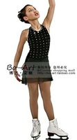 BOART hot sales Ice Skating Dress Beautiful Figure New Brand Ice Dress Competition customize V2011