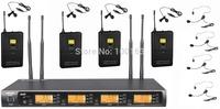 Конференц-система Pro G-900L UHF 400 Channel Wireless Microphone System Lapel or Headset microphone DJ & Karaoke