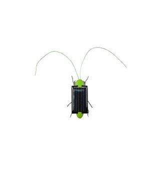 EMS Free shipping 50pcs/lot Brand new Solar Toys, Solar Grasshopper,Green gift,Solar Powered Grasshopper