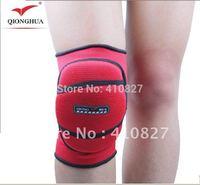 sponge  knee support  / warm sponge  knee protector/Exercise Sports Elastic Padded Knee Support Brace Protector qh-805