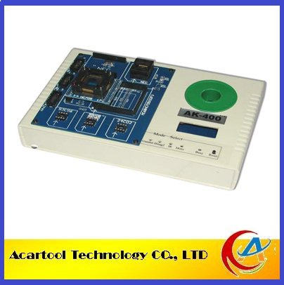 Professional AK400 key programmer for bmw and for ben z(China (Mainland))