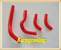 2004-2009 CRF250 CRF250X CR250F silicone radiator hose kit CRF 250 CR 250 F 04 05 06 07 09