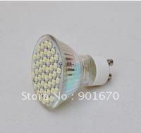 GU10 LED Bulb Lamp  AC220V 230V 240V 3W 4W 5W 5050SMD Free shipping 10pcs/lot wholesale